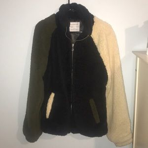 Urban outfitters Sherpa jacket